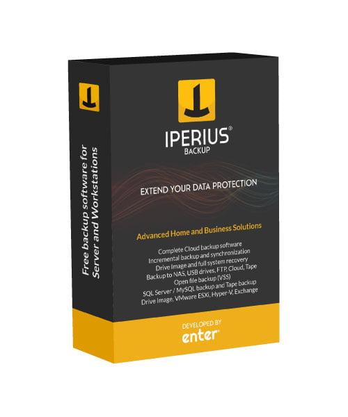 Iperius Backup Desktop